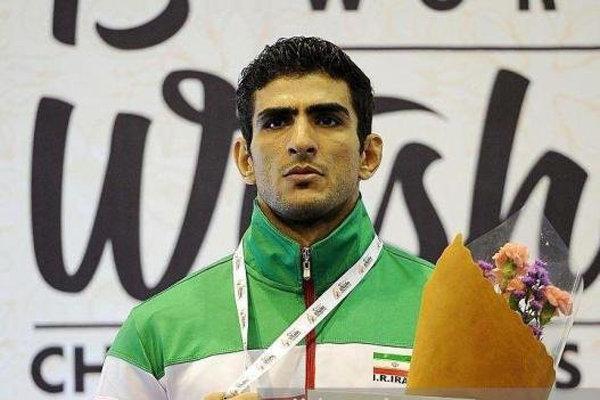 محمدسیفی در آستانه تکرار مدال طلای ووشو