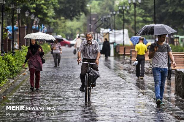کمبود بارش ها در چهارمحال و بختیاری جبران نشده است