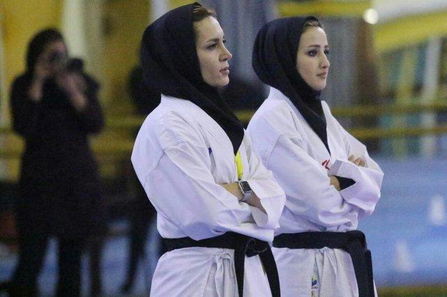 خوشقدم: فکر کاراته کاهای نوجوان مدال المپیک است، باید با بزرگسالان تمرین کنیم