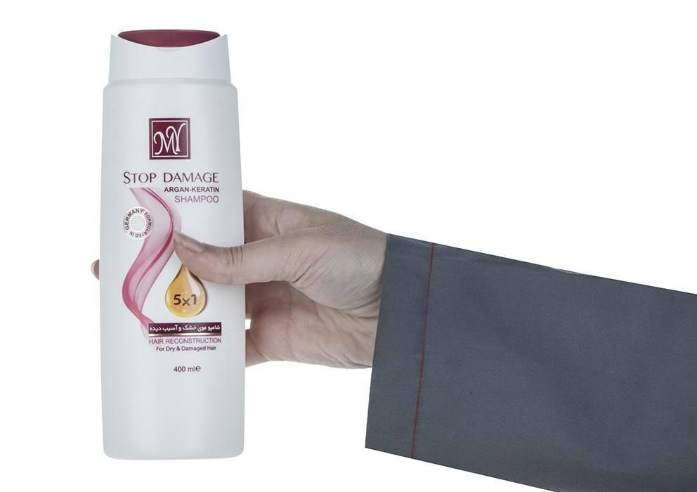 شامپو حاوی روغن آرگان ؛ معجزه ای برای درمان موهای آسیب دیده