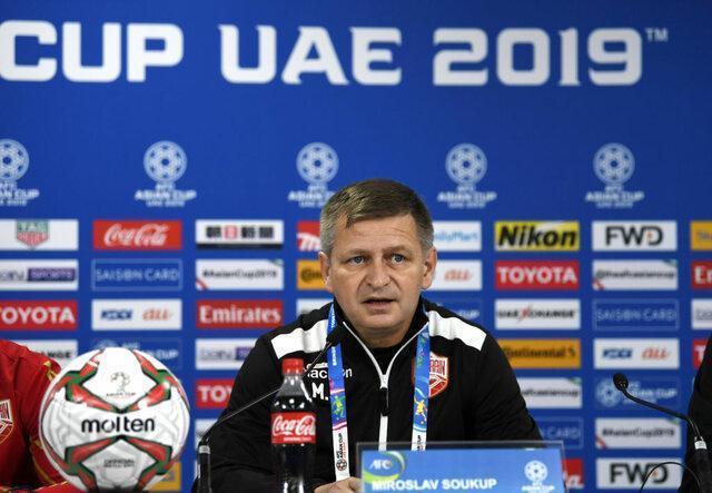 سوکوپ: ستاره های امارات را به خوبی مهار کردیم