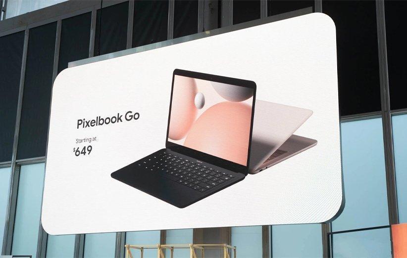 نگاهی نزدیک به PixelBook Go، کروم بوک مالی و زیبای گوگل