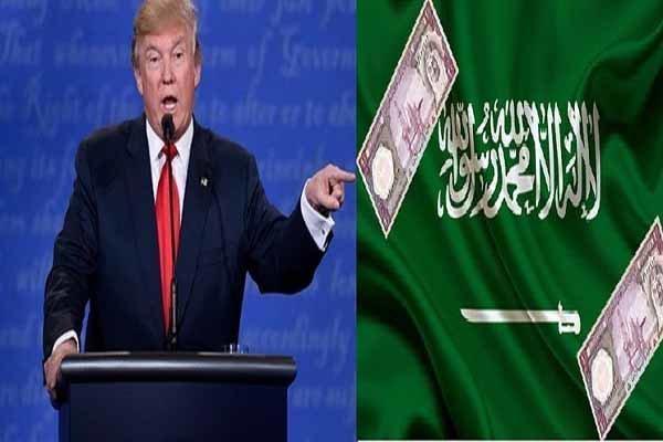 باج گیری فرسایشی ترامپ ناقوس خطر را برای عربستان به صدا درآورد