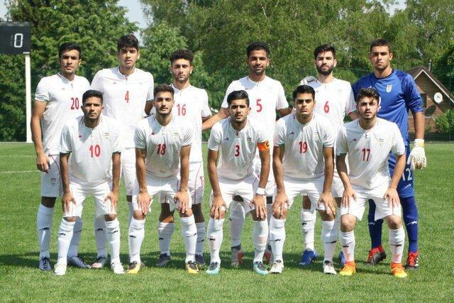ایران 4 - نپال صفر، جوانان ایران با دست پر به مصاف امارات می روند