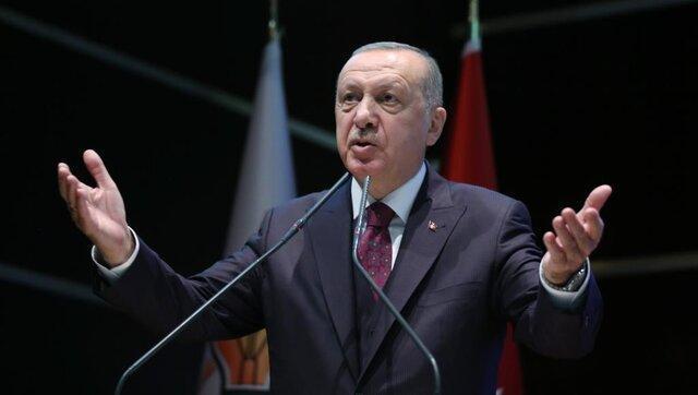 اردوغان: ترکیه بعد از خروج کشورهای دیگر از سوریه عقب نشینی می کند