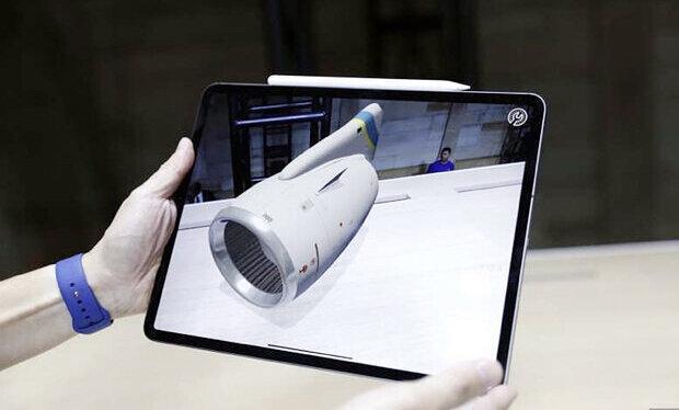 احتمال عرضه آیپد پرو در اوایل 2020 با حسگر سه بعدی جدید