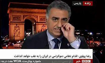 رضا پهلوی: مردم ایران قدردان تحریم ها هستند!